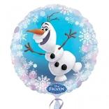 Frozen Olaf foliový balónek 45cm