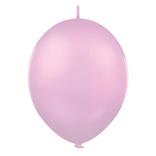 Balónek řetězový 1ks - růžová
