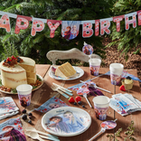Frozen šťastné narozeniny nápis 180cm x 15cm
