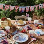 Frozen narozeniny nápis