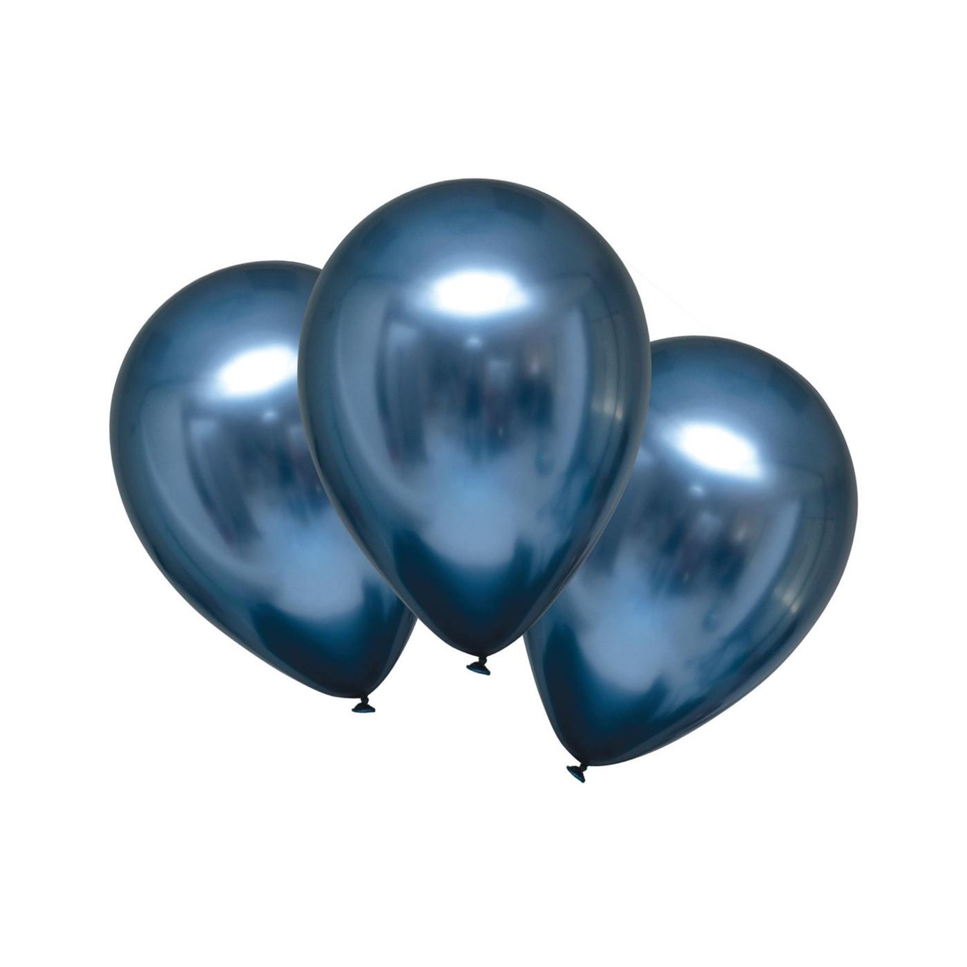 chromove-balonky