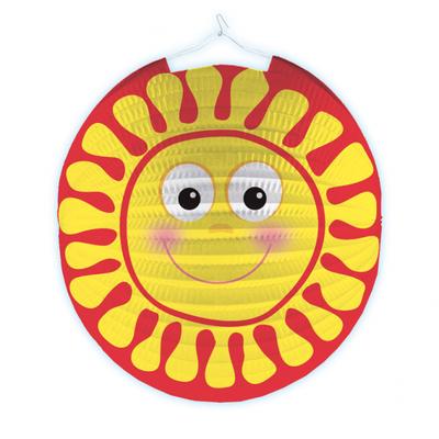 Lampion slunce 25cm