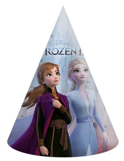 Frozen čepice 6 ks