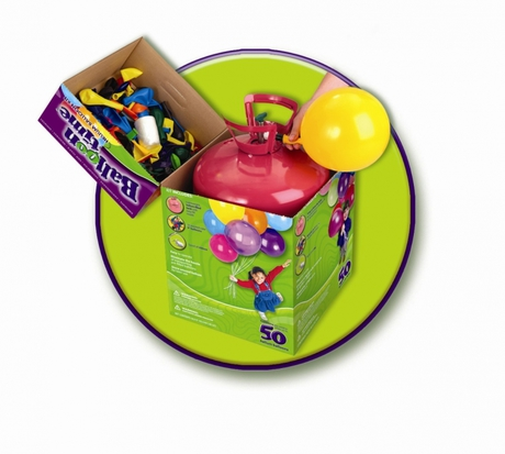 Helium pro Vaší párty