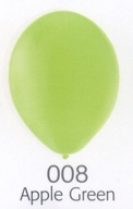 Balónek APPLE GREEN 008