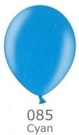 Balónky metalické - 085 CYAN