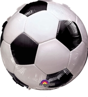Fóliový balónek Fotbal 45cm