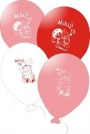 Miluji Tě balonky mix 5ks