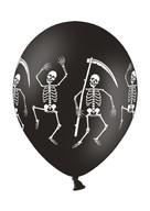 Balonek Skeleton - potisk plný dokola