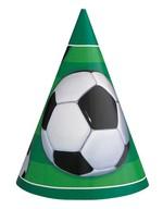 Fotbal 8ks čepice