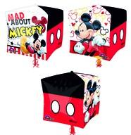 Mickey Mouse foliový balón 38cm