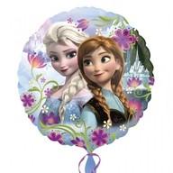 Frozen Anna & Elsa foliový balonek 45cm