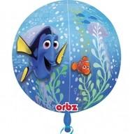 Hledá se Dory foliový balónek 38cm x 40cm