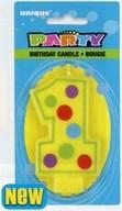 Svíčka na dort číslo 1