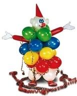 Balónkový klaun 1,5 metru