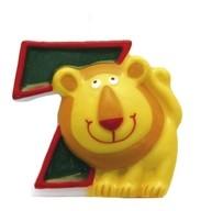 Safari svíčka číslo 7