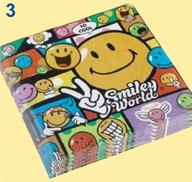 Smiley World - ubrousky 20ks