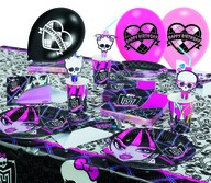Monster High 8ks talíře 23 cm