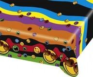 Smiley Express ubrus 120cm x 180cm