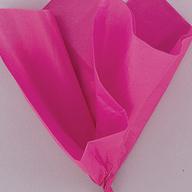 Hedvábný papír růžový 10ks 51cm x 66cm