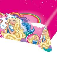 Barbie ubrus 120 cm x 180 cm