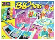 Foukací fixy 8+3 Magic
