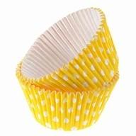 Košíčky žluté 12ks