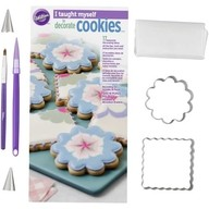 Dekorační sada na dort - Cookies