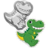 Dortová forma dinosaurus