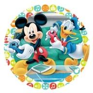 Jedlý papír Mickey 21cm