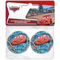Košíčky Cars mini 60 ks