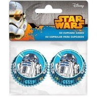 Košíčky Star Wars mini 60 ks