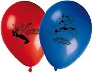 Spiderman balónky 8ks 28cm