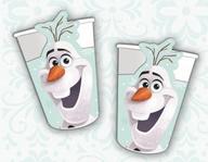 Olaf papírové kelímky 8ks 200ml