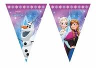 Frozen vlajka 2,3m 9ks