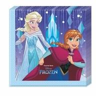 Frozen ubrousky 20ks 33cm x 33cm