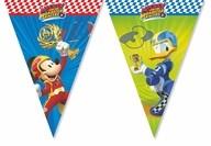 Mickey vlajka 2,3m 9ks