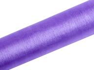 Organza Lavender 16 cm x 9 m