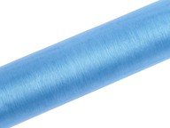 Organza světle modrá 16 cm x 9 m
