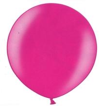 Obří metal. balónek - JUMBO - 064 FUCHSIA