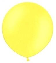 Balónek velký B250 006 Yellow