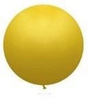 Balónek velký B250 060 Gold