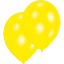 Balónky svítící žluté 5ks LED