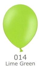 Balónek LIME GREEN 014