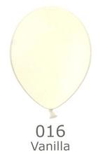 Balónky 016 VANILLA