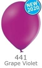 Balónek tmavá fuchsie