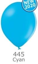 Balónek modrý CYAN