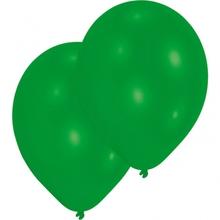 Balónky svítící zelené 5ks LED