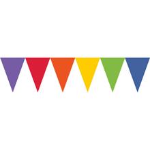 Vlajka barevná 450cm