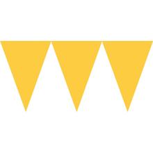 Vlajka žlutá 450cm